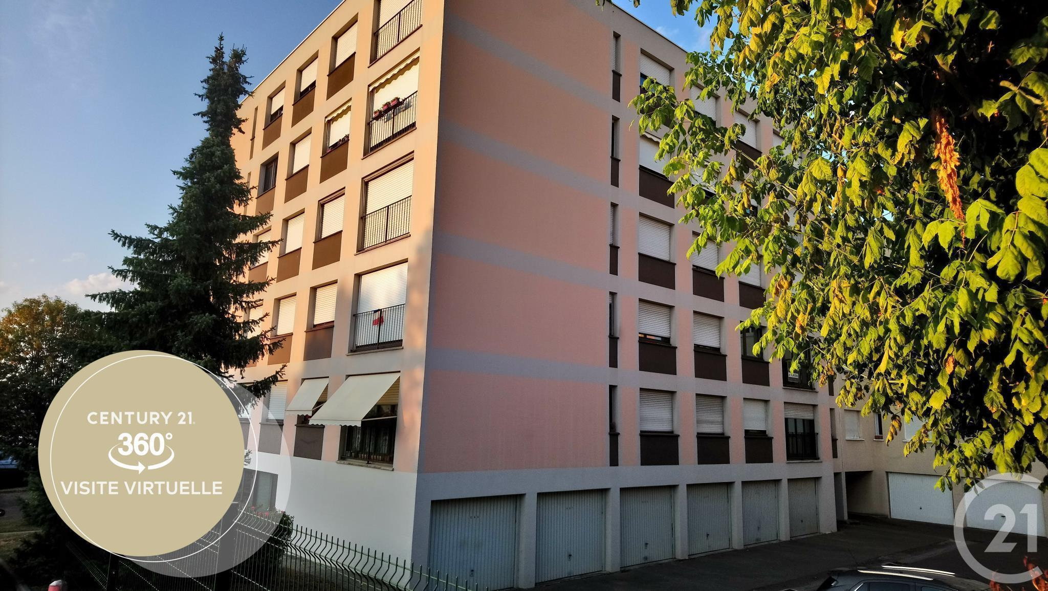 Appartement F4 à vendre - 4 pièces - 89,22 m2 - TROYES - 10 - CHAMPAGNE-ARDENNE