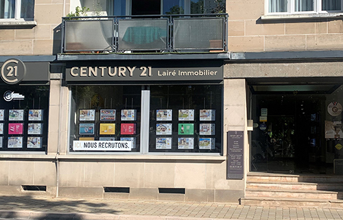 Agence immobilière CENTURY 21 Lairé Immobilier, 10000 TROYES